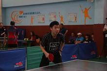 """望京街道第十届""""和谐杯""""乒乓球比赛 激烈开赛"""