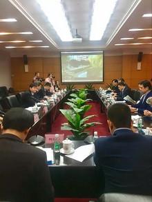 河北省涿州市领导莅临望京创业园