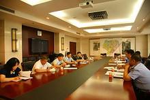 望京街道召开望京国际人才社区智能交通管理试点建设工作第三次专题推进会