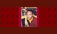 重溫: 法王噶瑪巴2001年開示:解脫功德之本具