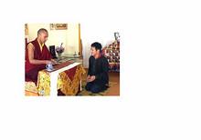 重溫法王噶瑪巴 2003年開示: 上師與弟子