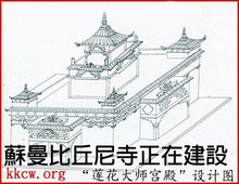 正在籌募青海蘇曼比丘尼寺蓮花大師宮殿建設-蓮師及護法面具-功德主名單第 47頁