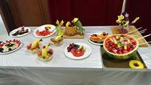 """东湖利一社区举办""""创意水果 拼出幸福""""亲子活动"""