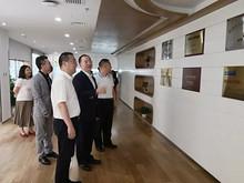 东湖街道领导倪书记、徐主任走访中护航大厦企业