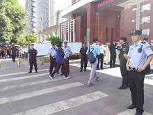 望京街道:高考开考,平安有保障!