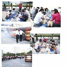 望京街道积极开展安全生产月系列宣传活动