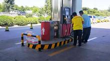 平安东湖:防患于未然,加油站里的应急演练