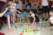 望京街道南湖西园二区举办青少年实践活动