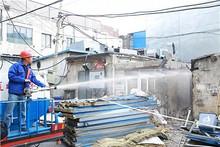 望京城管拆除1000余平米多合一违建