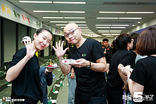 """凯叔王凯""""创业五周年""""在大望京公园过了第三次生日"""