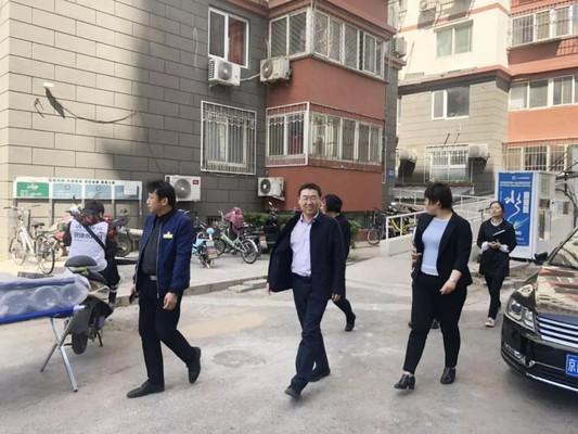 """东湖街道:以""""党建+""""为引领,打造社区治理共同体"""