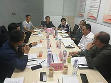 朝阳区总工会领导到东湖街道开展工会组织建设工作调研