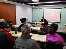 望湖社区党员学习分享,主题教育实践中发芽