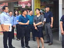 """黄晓伟副区长到望京调研 提出四""""位""""原则"""