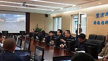 望京街道邀请外脑研讨区域智能交通建设