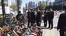 """望京街道""""管理共享单车""""先行一步 小伙伴们要跟上哦"""
