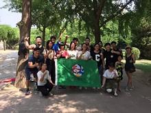 望京社区青年汇举办趣味运动会