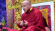 法王噶瑪巴首次加拿大弘法 .「佛教的根道果」第二堂課(圓滿)