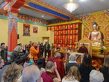 重溫法王噶瑪巴2015年在紐約:藥師佛開示