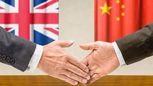 英国首相特蕾莎·梅访华 中英将在雄安新区共同建设雄安金融科技城
