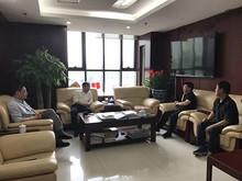 望京街道工委书记商建英与《北京日报》党报进社区活动组座谈