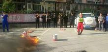望京坝北村有救援队了
