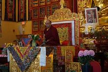 官網消息: 法王噶瑪巴再度於噶瑪三乘法輪寺主持噶瑪巴希薈供