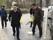 东湖街道:捡垃圾、清隐患……变身周末扫除小达人