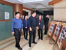 刘海涛副区长带队来到望京深入一线摸实情 担使命