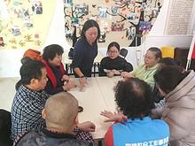 加强助残志愿者业务培训  更好服务辖区残疾朋友