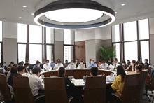 东湖街道召开2020年党建工作协调委员会会议暨红色企业家论坛