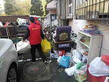 接诉即办 | 花家地:废旧物品堆积存隐患,社区协调解决及时清