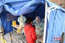 北京朝阳望京地区开展社区全员核酸检测