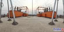 雄安新区启动区2号110千伏移动变电站建成投运