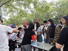 """""""疫""""心守护,望京街道非公企业志愿服务队助力疫苗接种"""