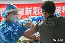 疫苗接种 感受东湖力量 别记错!疫苗接种时间有调整