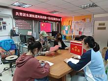 团组织换届|东湖街道社区团组织换届选举工作圆满完成