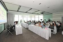 东湖街道举办优化营商环境政策宣讲会(第四讲)