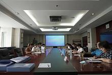 党史学习教育区委第八指导组到望京街道指导工作