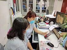 望京街道残联开展第五次全国残疾预防日宣传活动