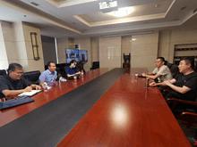 区人大巡回指导组一行到望京街道督查指导人大换届选举工作