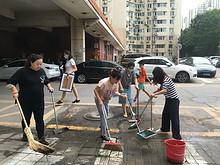 干净整洁迎中秋,望京街道深化文明城区创建不停歇!