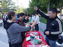 睦邻计划‖游园且尽兴,秋意却暖人,大望京社区开展传统文化民俗体验活动